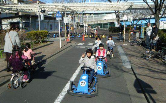 写真 今井児童交通公園